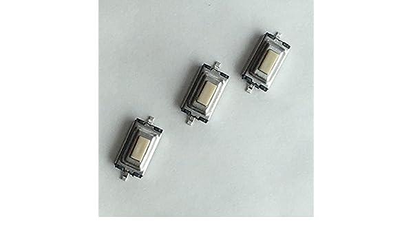 3 x Micro Interruptor Botón De Control Remoto Llavero FIAT ...