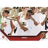 2011 Upper Deck MLS Soccer #190 Marta Western New York Flash WPS Super Draft Official Major League Soccer Trading Card From UD