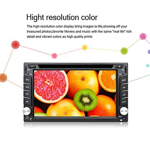 YUNTX Inch 6.0 Navigation Backup Camera,Support Radio/Audio