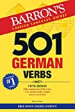 img - for 501 German Verbs (Barron's Foreign Language Guides) book / textbook / text book