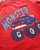Frogwill Toddler Boys The Little Monster Truck