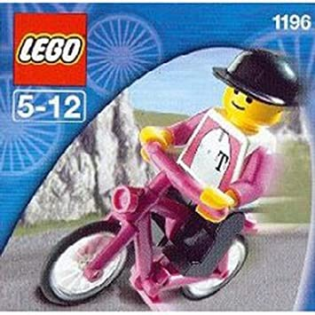 LEGO 1196 Tour de France - Figura de Ciclista con Bicicleta ...
