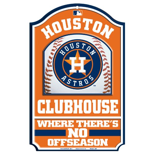 Mlb Houston Astros Sign - 2