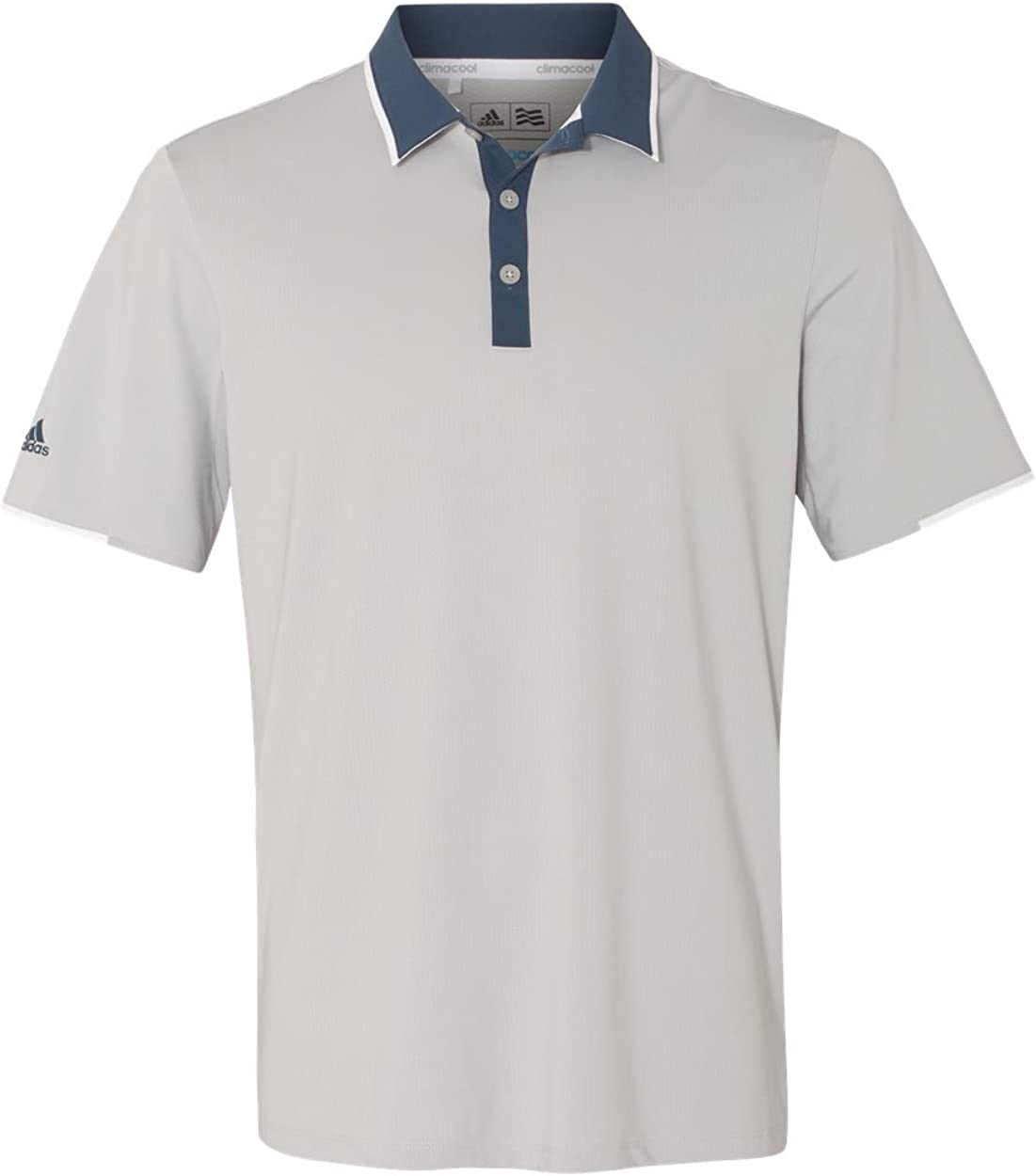 adidas Climacool Performance Polo (A166) at  Men's Clothing store