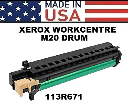 - ALL CITY Compatible Drum for XEROX WORKCENTRE M20/M20I/COPYCENTRE C20 (Black)
