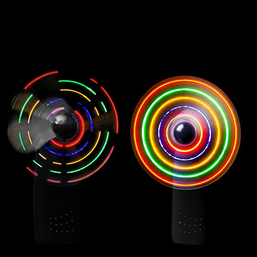 Fun Central V13 LED Light Up Fan - (Light Up Fan)