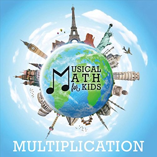 Musical Math for Kids: Multiplication Facts