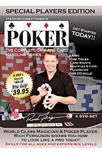 Poker: The Complete Chip and Card Handling Series