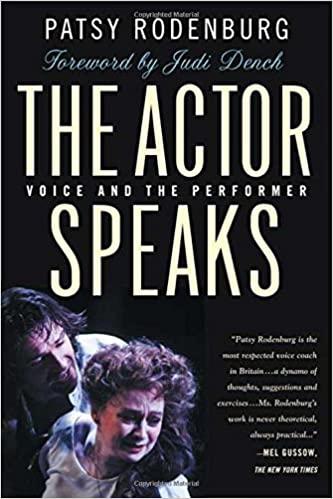 _TXT_ The Actor Speaks: Voice And The Performer. Center within TIGER great Euler Start Lector Bequette