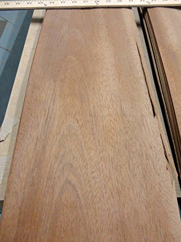 Jatoba Brazilian Cherry wood veneer 7