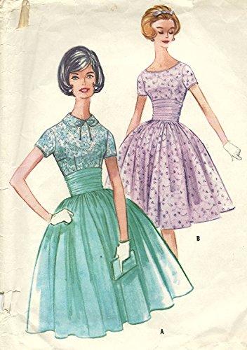 50s dress patterns mccalls - 5