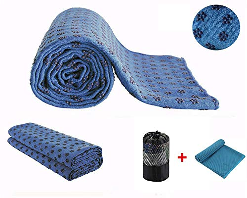 Non Slip Inches Absorbent Perfect Exercises