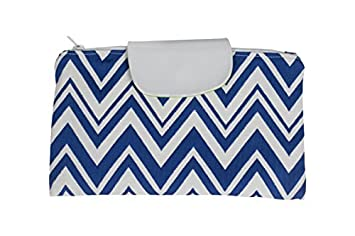 Amazon.com : Pañal embrague, Diamantes Navy / azul / verde / blanco : Baby