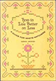 How to Live Better on Less, Barbara Jurgensen, 0806614277