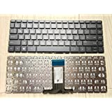 New US black Laptop Keyboard (without frame) For HP Pavilion 14-AB054ca 14-AB057ca 14-AB084ca 14-AB154ca 14-AB168ca