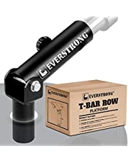 EVERSTRONG T Bar Row Attachments - Gym Equipment for Landmine Attachment - Heavy Duty Steel for Home Fitness Workouts