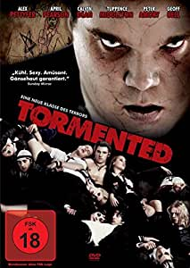 Tormented [Alemania] [DVD]