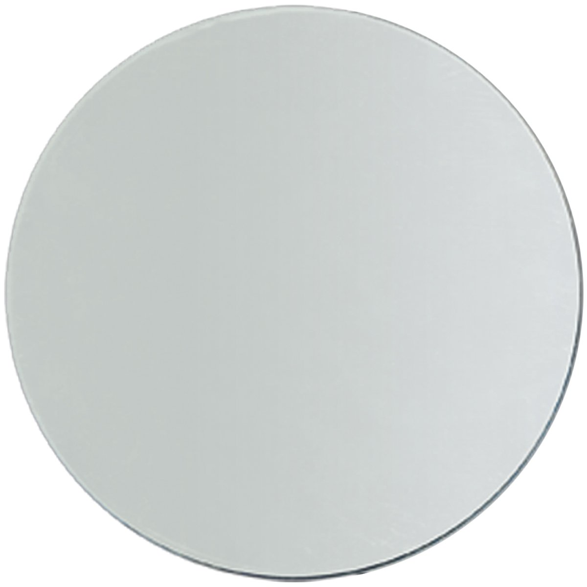 Amazon Com Round Glass Mirror 9 Inch Bulk 3 Pack Beauty