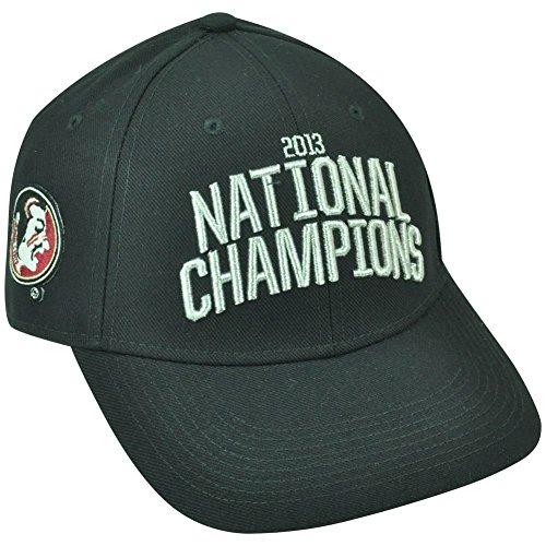 Nike Florida State Seminoles 2013 BCS National Champions Locker Room Legacy Hat