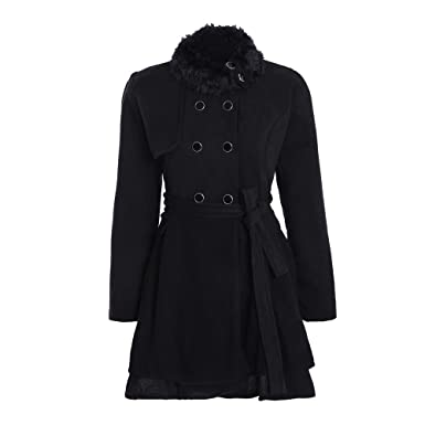01d3e64369af5 Amazon.com  POTO Women Coats Plus Size
