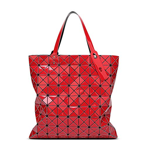 Brozen BLACKHEI Main pour Taille Red à Sac Femme Unique Uaq1R