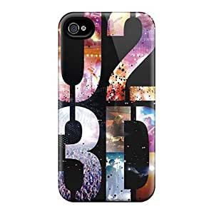 Best Hard Phone Case For iphone 6 4.7 With Provide Private Custom High-definition U2 Image AlissaDubois