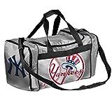 FOCO MLB Core Duffel Gym Bag - New York Yankees