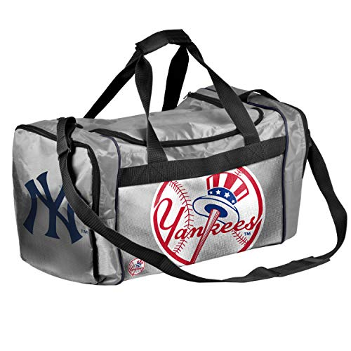 FOCO MLB Core Duffel Gym Bag - New York Yankees ()