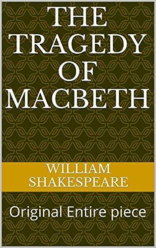 Pdf the macbeth tragedy of