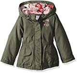 Carter's Girls' Fleece Lined Anorak Jacket