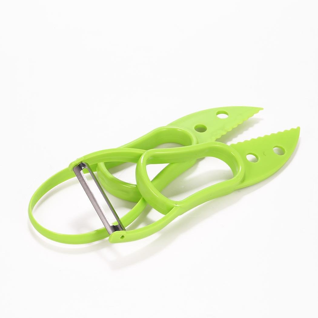 2 in 1 Remover Knife and Peeler Set Lightweight Portable Peeler Nuclear Remover Set