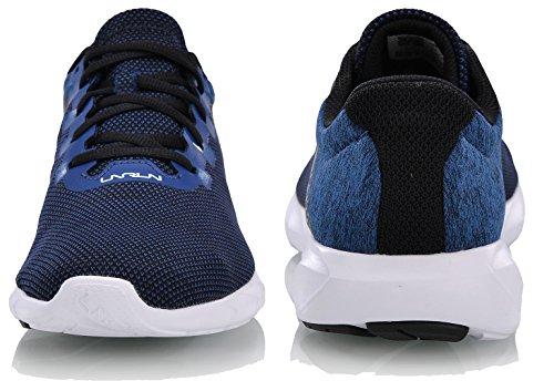 Li-ning Terwijl Toekomstige Runnersporten Sneaker Schoenen Blauw Zijn