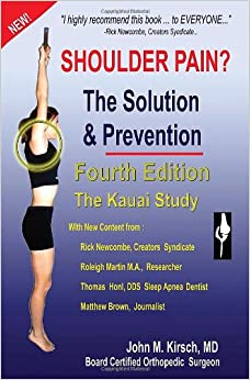 Book Shoulder Pain? the Solution and Prevention