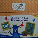 Baby Einstein: ABCs of Art Discovery Cards, Julie Aigner-Clark, 1423100697