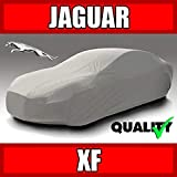 autopartsmarket Jaguar XF 2008 2009 2010 2011 2012 2013 2014 2015 Ultimate Waterproof Custom-Fit Car Cover