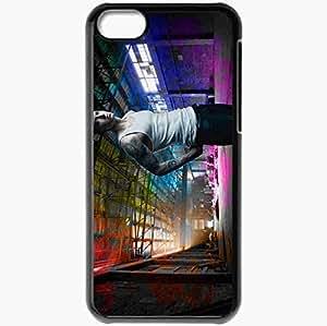 XiFu*MeiPersonalized iphone 6 4.7 inch Cell phone Case/Cover Skin Eminem Hangar T Shirt Tattoo Look BlackXiFu*Mei