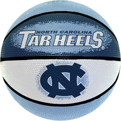NCAA North Carolina Tar Heels Mini Basketball, 7-Inches