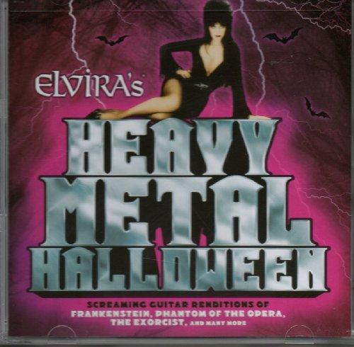 Elvira's Heavy Metal Halloween Limited Pressing for $<!--$8.67-->