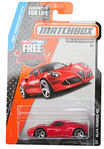 matchbox-mbx-adventure-city-99-120-red-alfa-romeo-4c