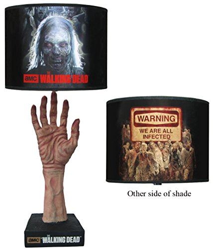 Price comparison product image The Walking Dead Zombie Table Lamp