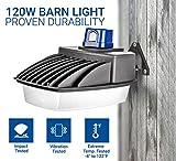 LED Outdoor Dusk to Dawn Area Light, Photocell
