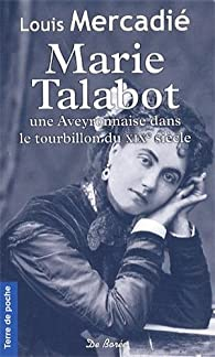Marie Talabot par Louis Mercadié
