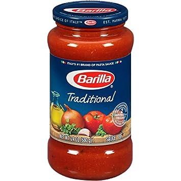 Barilla Traditional Pasta Sauce, 24 oz
