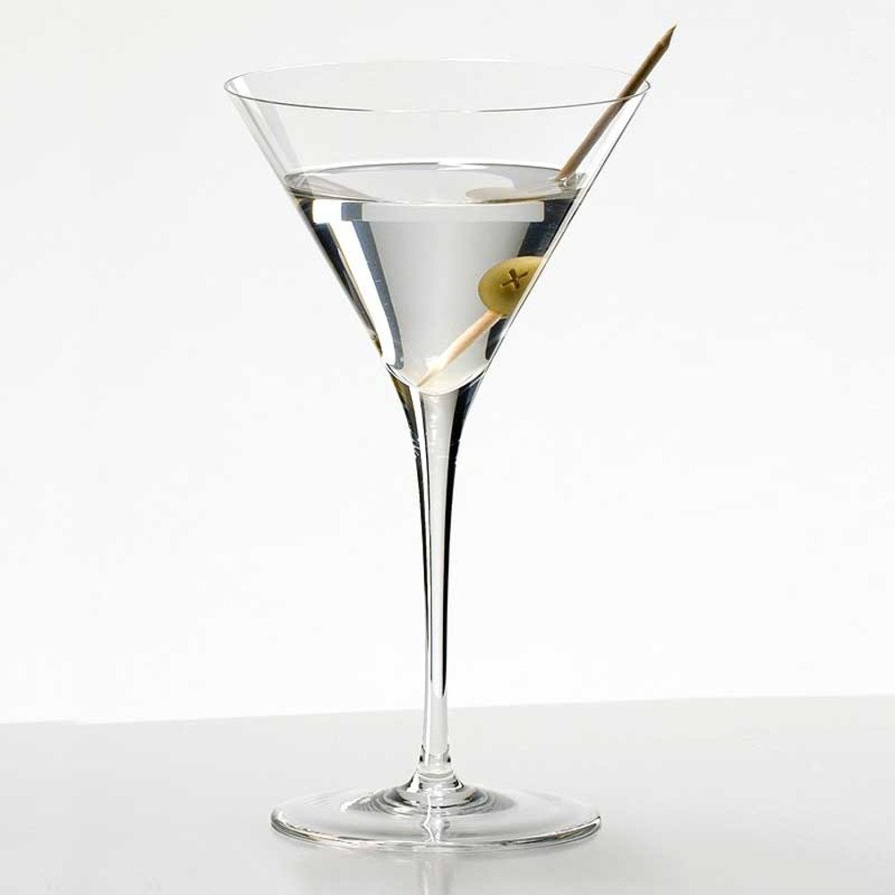 Riedel Sommeliers Series Martini Glass, Packed in a Gift Tube