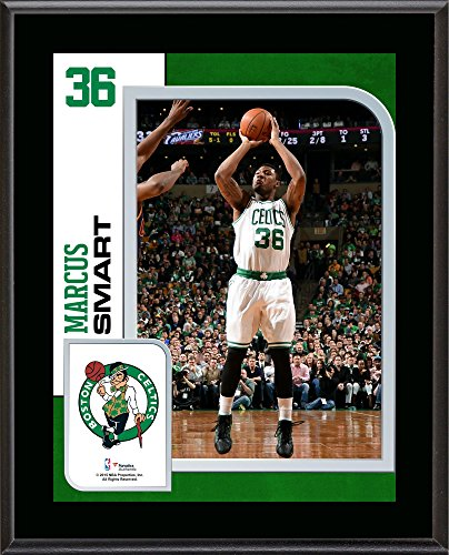 Marcus Smart Boston Celtics 10.5'' x 13'' Sublimated Player Plaque - Fanatics Authentic Certified - NBA Player Plaques and Collages