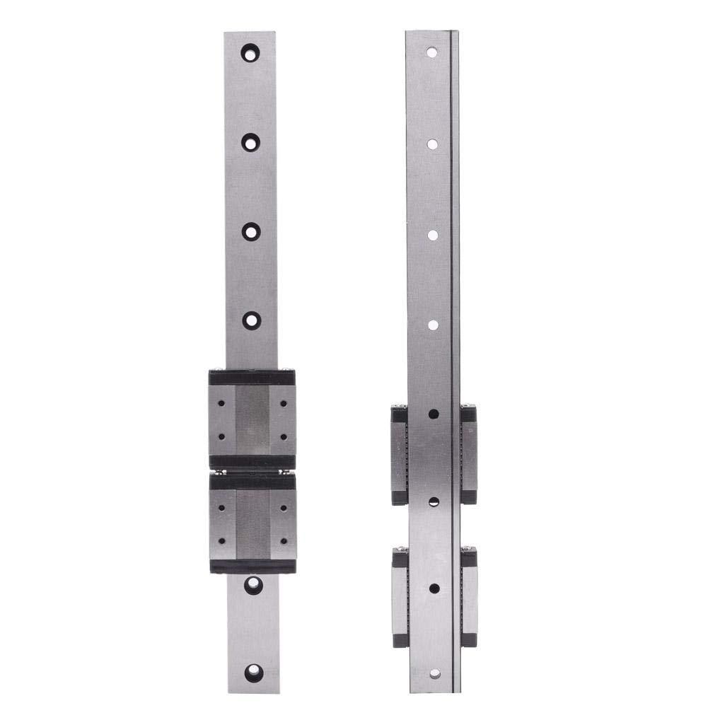 Durable Miniature Accurate Linear Sliding Rail Guide Block 300mm High Quality