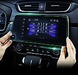 Honda CRV Car Navigation Screen Protector,Gycinda Honda CRV EX EX-L Touring 2017 Touch Screen Protector, 9H Stronger Resistance Toughened Glass Film