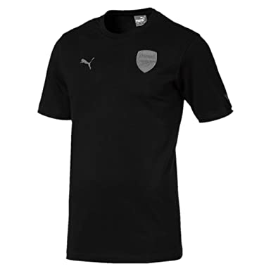 PUMA Arsenal FC Fan Slogan tee Camiseta, Hombre: Amazon.es: Ropa y ...