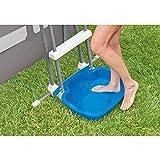 Intex 29080E B00GSPHTLY Foot Bath Pool Ladders, 1