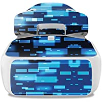 Skin For DJI Goggles – Space Blocks | MightySkins Protective, Durable, and Unique Vinyl Decal wrap cover | Easy To Apply, Remove, and Change Styles | Made in the USA
